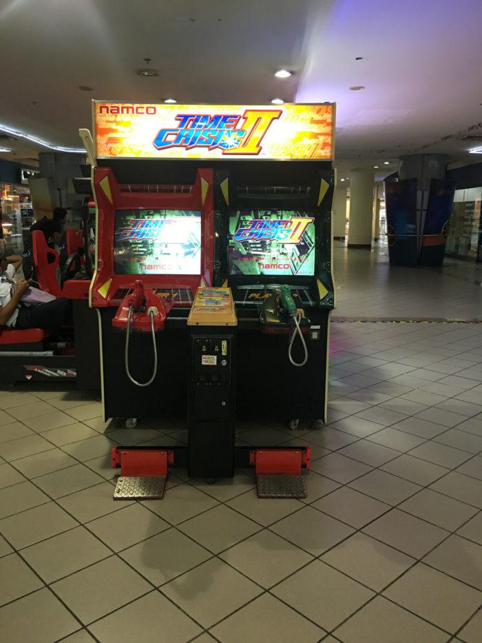 Time Crisis II AC by Namco (now Bandai Namco)
