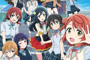 LoveLive! Nijigasaki High School Idol Club TV Animation