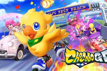 Chocobo GP for Nintendo Switch